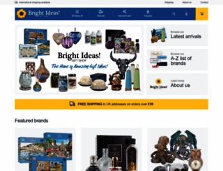 brightideasgiftshop.com screenshot