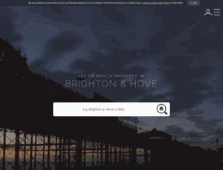 brighton-homes.com screenshot