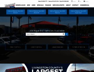 brightonford.com screenshot