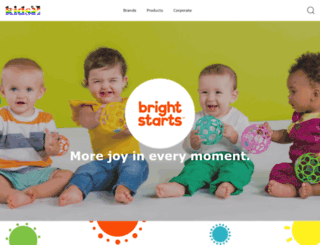 brightstarts.com screenshot