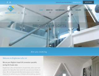 brightviewlofts.co.uk screenshot