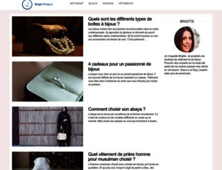 brigit-project.eu screenshot