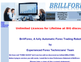 brillforex.com screenshot