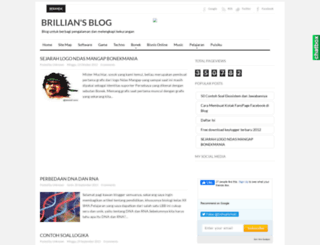 brilliandwi.blogspot.com screenshot