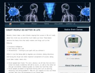 brilliant-memory.com screenshot