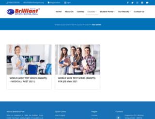 brilliantpalaonline.com screenshot