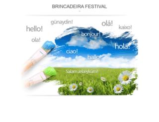 brincadeirafestival.com screenshot