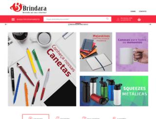 brindara.com.br screenshot