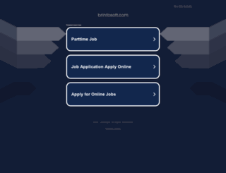brinfosoft.com screenshot