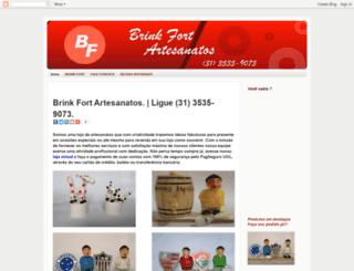brinkfort-artesanatos.blogspot.com.br screenshot