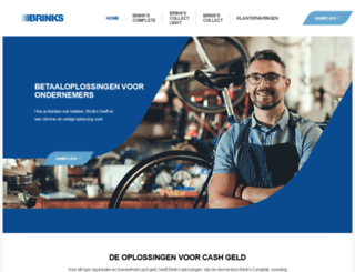brinks.nl screenshot