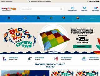 brinquedosmil.com.br screenshot