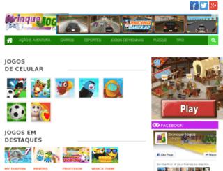 brinquejogos.com.br screenshot