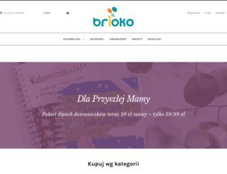 brioko.pl screenshot