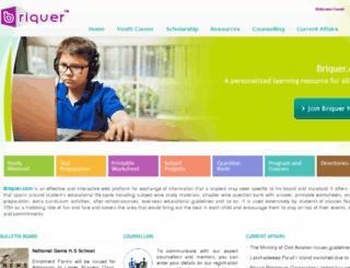 briquer.com screenshot