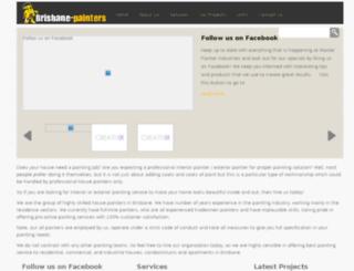 brisbane-painters.net.au screenshot