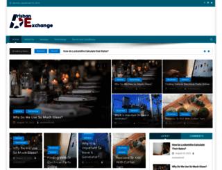 brisbaneexchange.com.au screenshot
