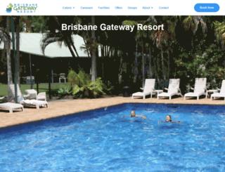brisbanegateway.com.au screenshot