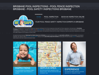 brisbanepoolinspections.com.au screenshot