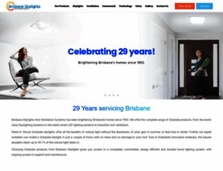brisbaneskylights.com.au screenshot