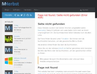 brisoft.de screenshot