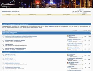 brissy.com.au screenshot