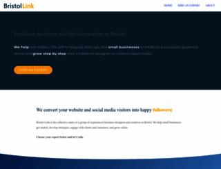 bristol-link.co.uk screenshot