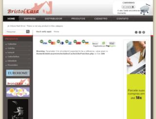 bristolcasa.com.br screenshot