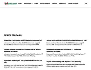 britama.com screenshot