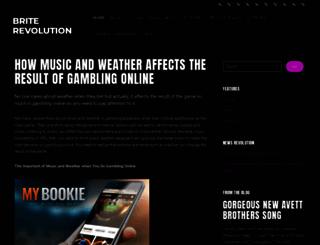 briterevolution.com screenshot