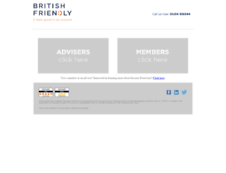 britishfriendly.com screenshot