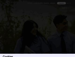 britishschoolbahrain.com screenshot