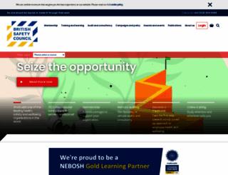 britsafe.org screenshot