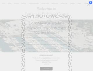 brityacht.com screenshot
