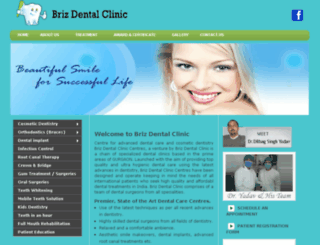 brizdental.com screenshot