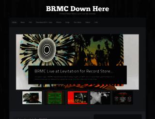 brmcdownhere.com screenshot