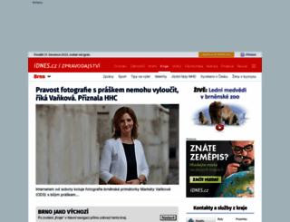 brno.idnes.cz screenshot
