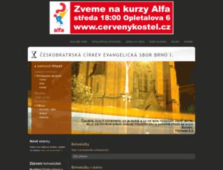 brno1.evangnet.cz screenshot