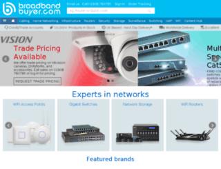 broadbandbuyer.com screenshot