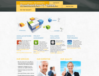 broadbandexpert.com.au screenshot