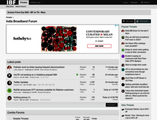 broadbandforum.co screenshot