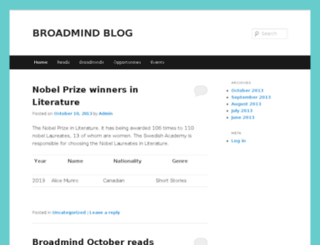 broadmind.net screenshot