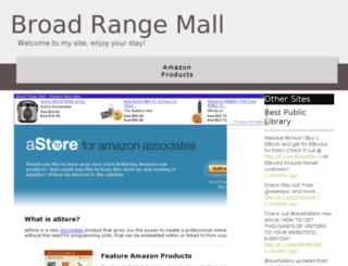 broadrangemall.bravesites.com screenshot