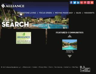 broadstonecitrusvillage.com screenshot