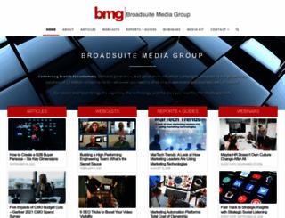 broadsuite.com screenshot