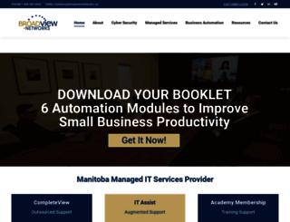broadviewnetworks.ca screenshot