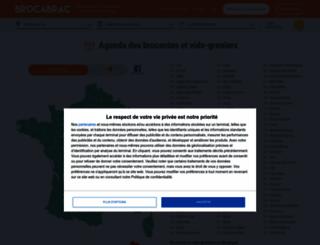 brocabrac.fr screenshot