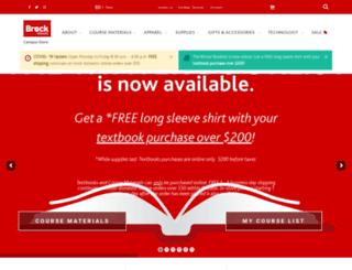 brock.bookware3000.ca screenshot