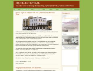 brockleycentral.blogspot.com screenshot