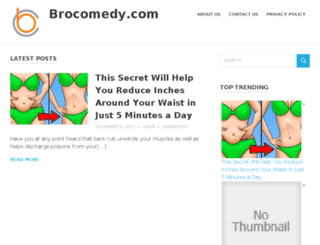 brocomedy.com screenshot